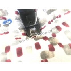 Ειδική μηχανή MITSUBISHI  για τσίμπημα μαξιλαριού.