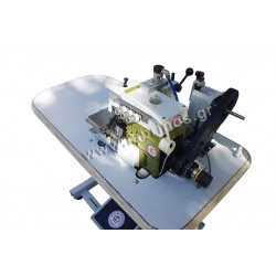 L-629 Special sewing machine for nets for agricultural applications.