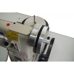 WORLDEN 335 cylinder bed lockstitch with binding folder