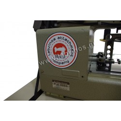 MITSUBISHI PLK 0804 Programmable Industrial Sewing Machine Programmable Tacker.