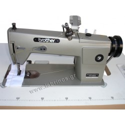 BROTHER DT2-B962 chainstitch flat bed sewing machine