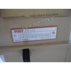 Pfaff 437 706/81